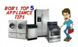 Appliance Tips from B&D Appliance Repair in the Antelope Valley, CA